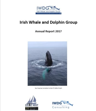 IWDG Annual Report 2017