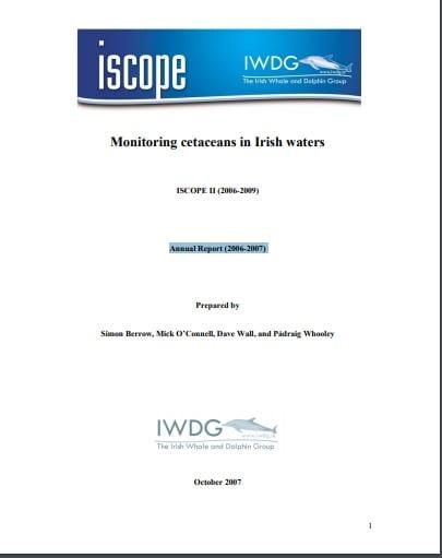 ISCOPE_Annual_Report_2006_2007