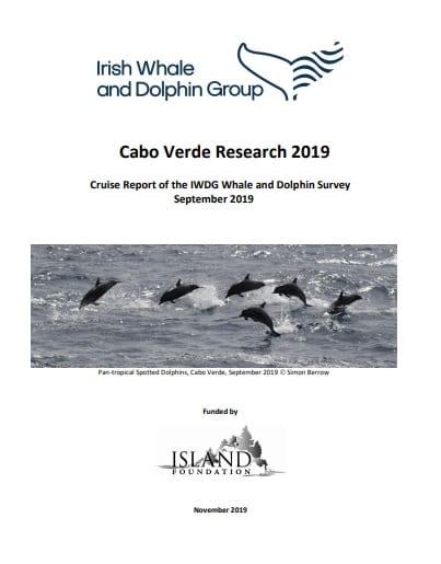 CVI Cruise Report September 2019