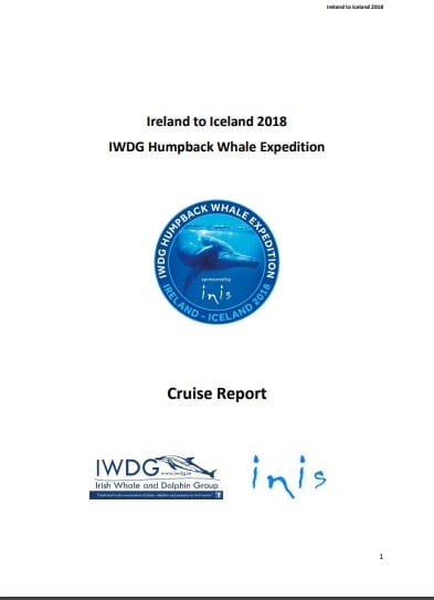 Ireland to Iceland 2018 report