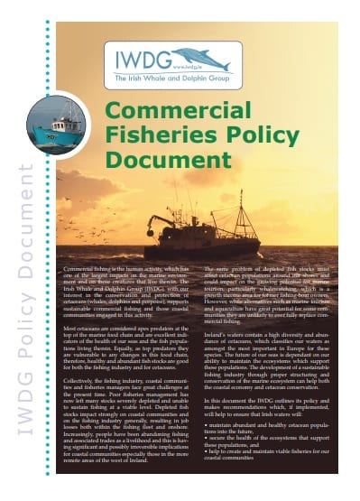 Fisheries Policy Document