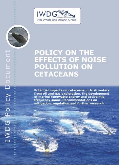 Acoustics Policy Document